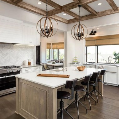 15 Industrial Kitchens With Alluring Style 04