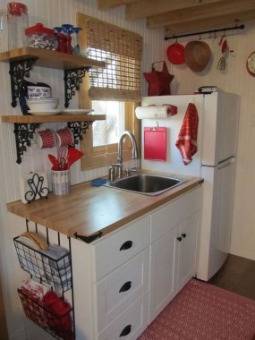 16 Tiny Kitchens You Are Sure To Love 14