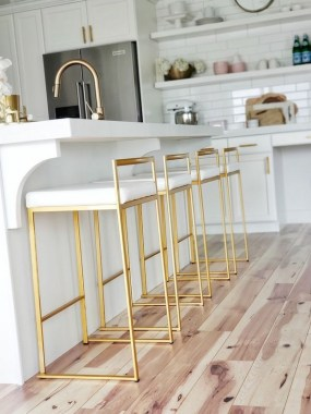 17 Best Barstools To Instantly Upgrade Your Kitchen 17