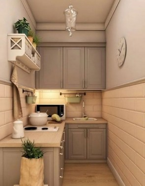 17 Small Kitchen Trends That Help Brighten The Space 02
