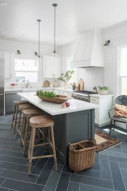 Adding Color To An All White Kitchen Without Disrupting Your DéCor 03