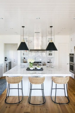 Adding Color To An All White Kitchen Without Disrupting Your DéCor 12