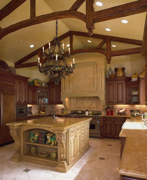Decorating Kitchen Walls With Visual Allure 03
