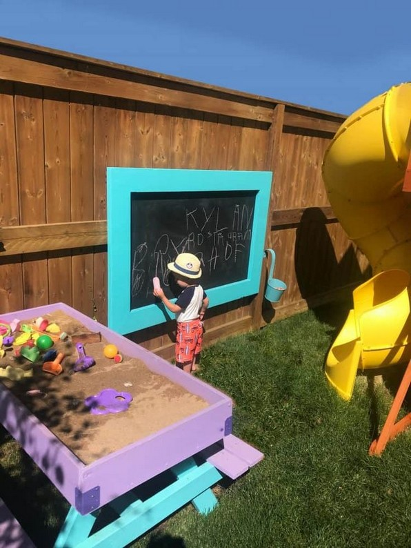Making Your Backyard Fun 21