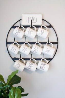 Mug Racks Every Coffee And Tea Lover Should See 04