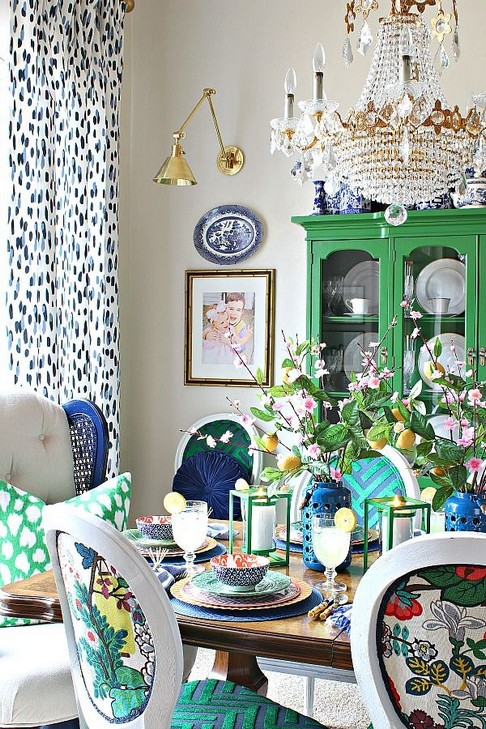 Shake Up Your Space With Color Indoors Or Out 04
