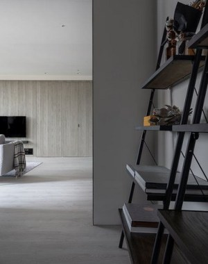 15 AworkDesign Studio Completes Another Modern Apartment In Taiwan 10