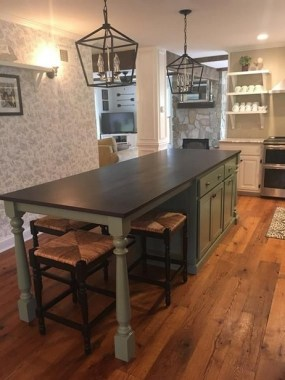 15 Kitchen Islands With Seating For Your Family Home 12