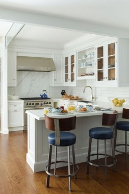 16 Kitchen Peninsula Designs That Make Cook Rooms Look Amazing 19