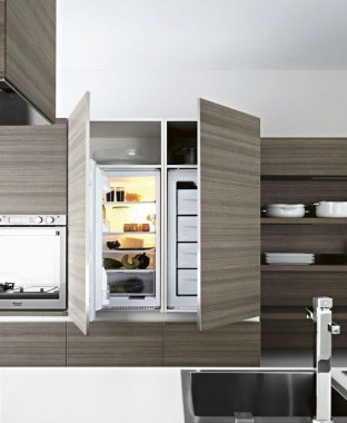 16 Lacquered Melamine Kitchen From Cesar Arredamenti 10