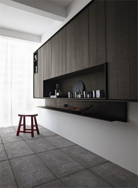 16 Lacquered Melamine Kitchen From Cesar Arredamenti 13