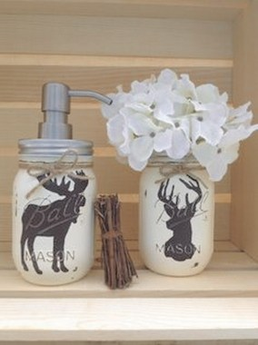 17 Cute DIY Mason Jar Decoration Ideas 04