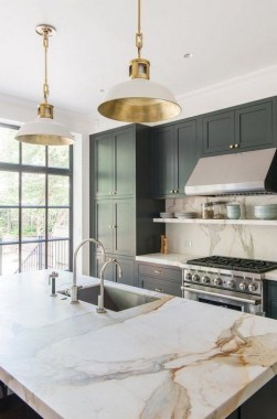 17 Modern Kitchen Countertops From Unusual Materials 13