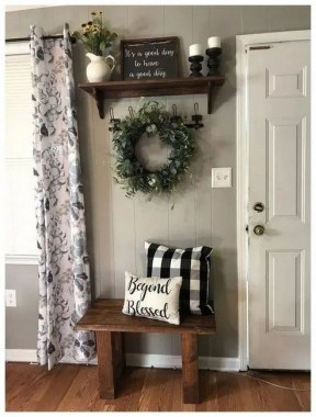 18 Easy DIY Farmhouse Home Decor Ideas 07