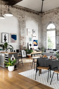 18 Tiny Eclectic Loft Is Big On Style 09
