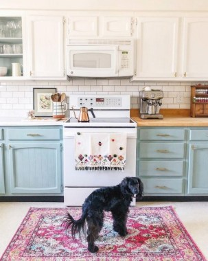 18 Two Tone Kitchen Cabinets To Reinspire Your Favorite Spot In The House 16