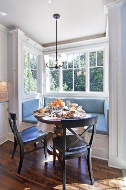19 Breakfast Nook Designs For A Modern Kitchen And Cozy Dining 01