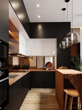 19 Contemporary Kitchen Cabinets That Redefine Modern Cook Room 12