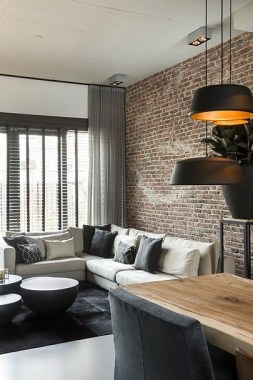 19 Contemporary Loft Project Proves That Industrial Look Can Be Luxe 01