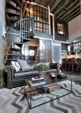 19 Warehouse Style Loft With Stunning Visual Appeal 02