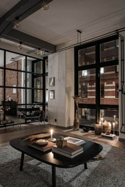 19 Warehouse Style Loft With Stunning Visual Appeal 05