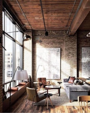 19 Warehouse Style Loft With Stunning Visual Appeal 20