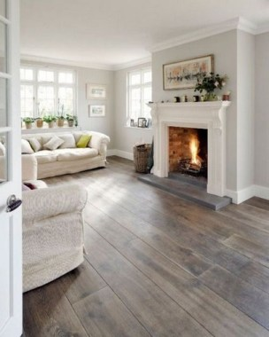 20 Farmhouse Living Rooms That Will Take Your Breath Away 22