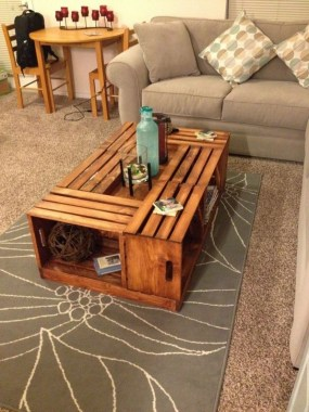 20 On Budget DIY Coffee Table Designs 14