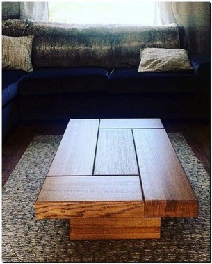 20 On Budget DIY Coffee Table Designs 16
