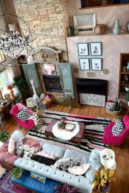 20 The Eclectic Interior Style You Dream About 07