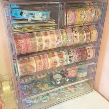 21 Functional DIY Stationery Storage To Have A Good Organizer 10