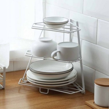 17 DIY Dinnerware Organizer To Display Your Valuable Collection 11