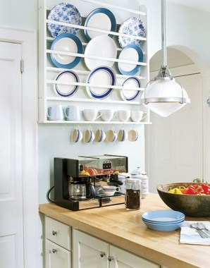17 DIY Dinnerware Organizer To Display Your Valuable Collection 13