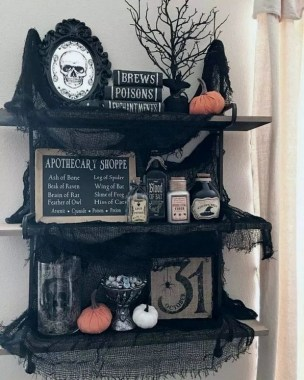 17 Easy DIY Halloween Craft Ideas For Your Home Decoration 25