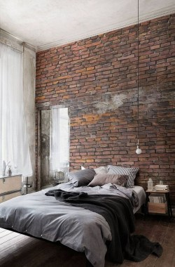 17 Industrial Bedroom Designs That You'll Never Want To Leave 08