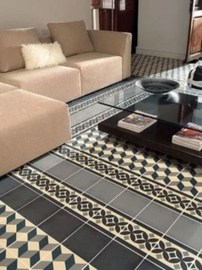 17 Luxury Mosaic Floor Pattern Ideas You Definitely Want To Have 19