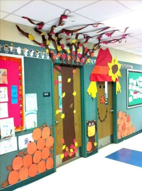 19 Delightful DIY Fall Paper Craft Ideas For Your Classroom Activities 06