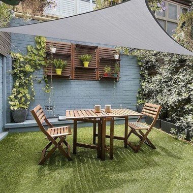 20 DIY Outdoor Sun Shades That Add Color To Your Outdoor Decor 08
