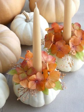 20 Pretty DIY Decorative Candle This Fall 03