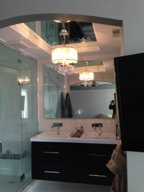24 Elegant Bathroom Lighting That Enhance Your Bathroom's Elegant Appeal 24