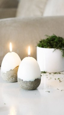 25 Modern DIY Concrete Crafts For Spring Decoration That Easy To Make 07