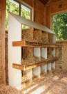 20 Creative DIY Ideas To Use Chicken Nesting Boxes 18