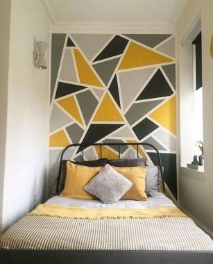 21 DIY Wall Painting Ideas To Refresh Your Home 03