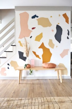 21 DIY Wall Painting Ideas To Refresh Your Home 23