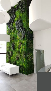 21 Most Enchanting Ways To Decorate Room With Moss Wall For Enlivening Home 04
