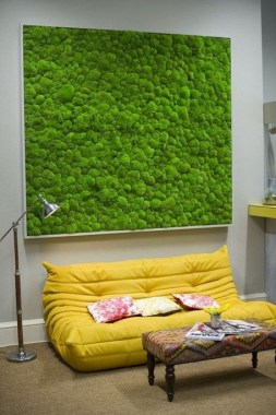 21 Most Enchanting Ways To Decorate Room With Moss Wall For Enlivening Home 13