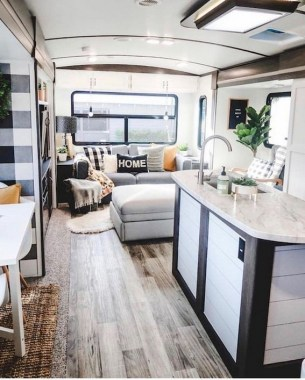 21 RV Living Decor To Make Road Trip So Awesome 13