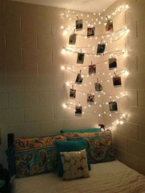 22 Easy And Awesome Wall Light Ideas For Teens 24