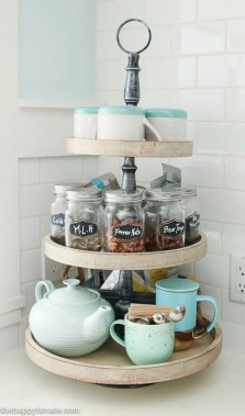 23 Inventive Kitchen Countertop Organizing Ideas To Keep It Neat 05