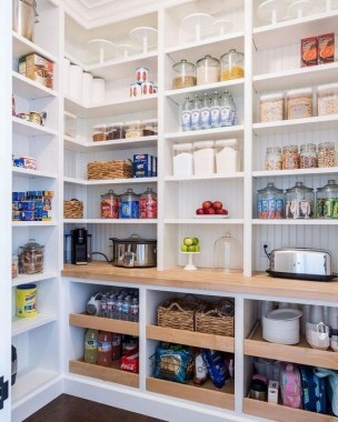 23 Kitchen Pantry Ideas With Form And Function 15